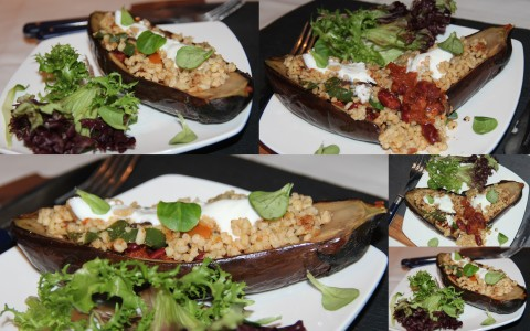 Stuffed aubergine final