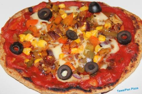 Tawa Pizza