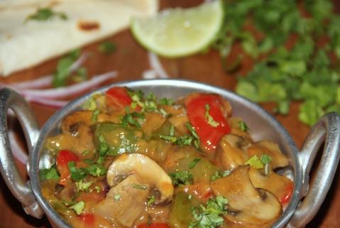 Mushroom Gravy5