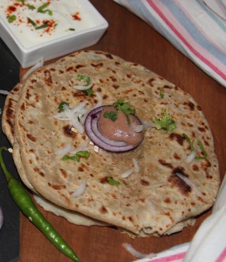 Mooli Paratha old
