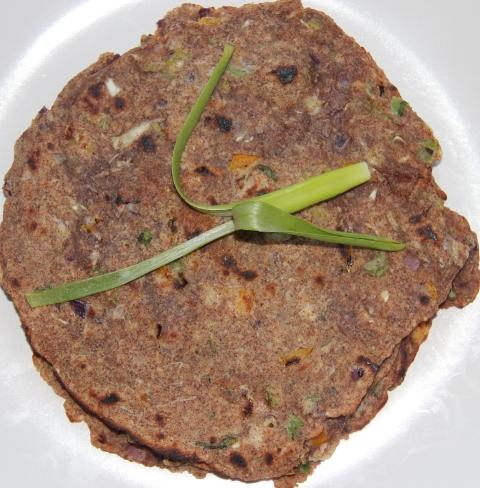 Roti - Multigrain Spring onion