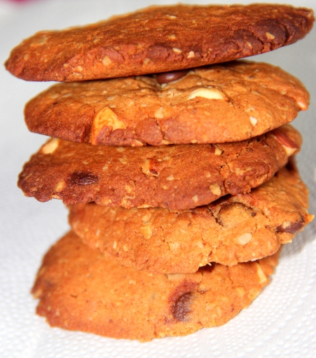 Cookies with Honey