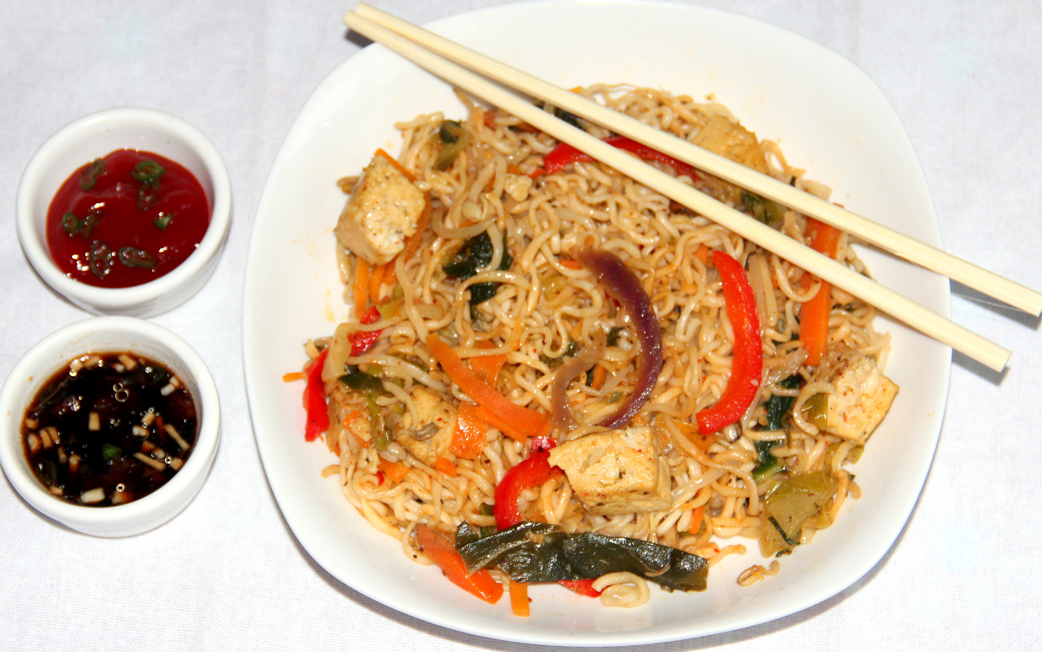 Asian noodles baked galleries 413