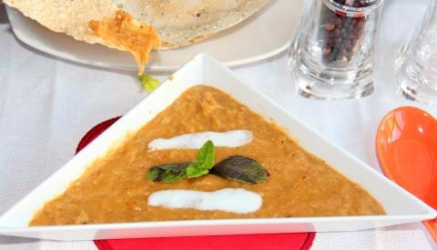 Tomato Vermicelli Soup