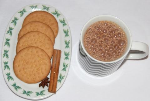 Vegan Chai