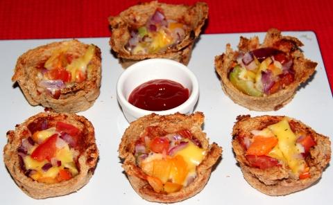 Bread Muffins