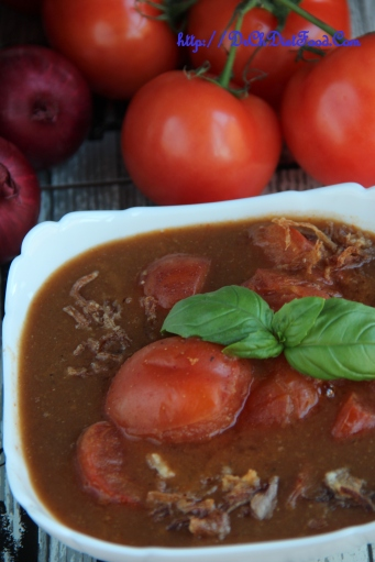Tomatoes in Onion gravy3