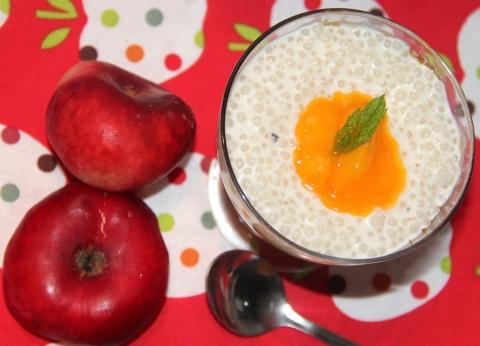 Topioca Peach 2