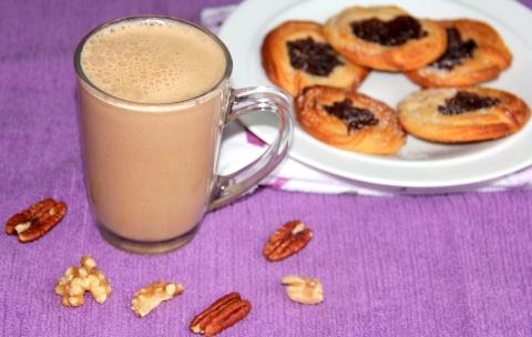 Nutty Coffee
