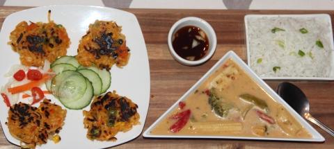 Thai meal plans