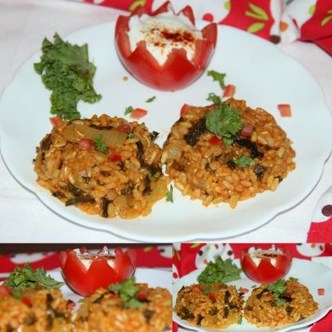 Kale Tomato brown rice final