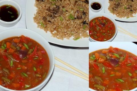Indo-chinese gravy final