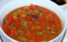 Indo-chinese gravy