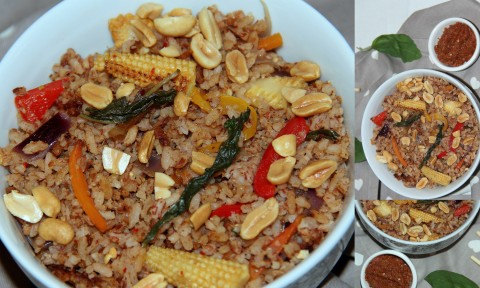 Thai fried rice final