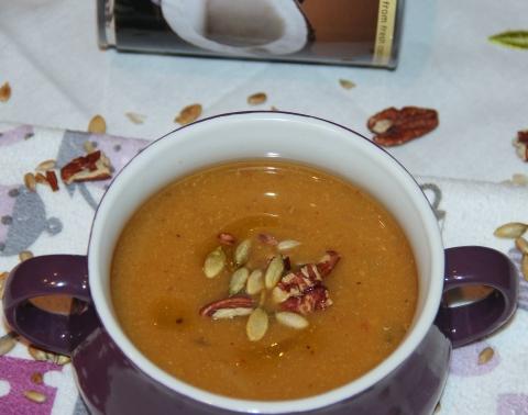 Butter squash soup