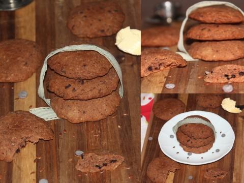 Flaxseed cookies final