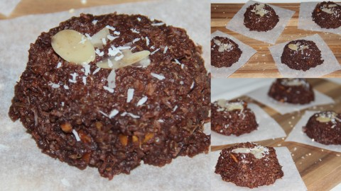 Quinoa no bake cookies final