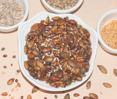 Spiced seeds2