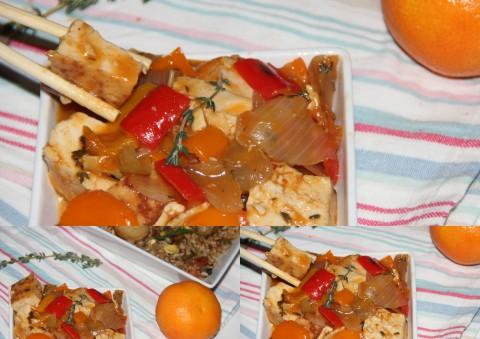 Tofu Orange gravy final
