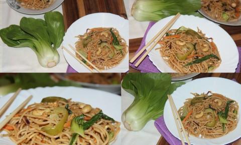 Pakchoi Noodles final