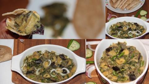 Plantain eggplant gravy final