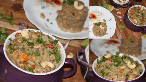 Bean rice final