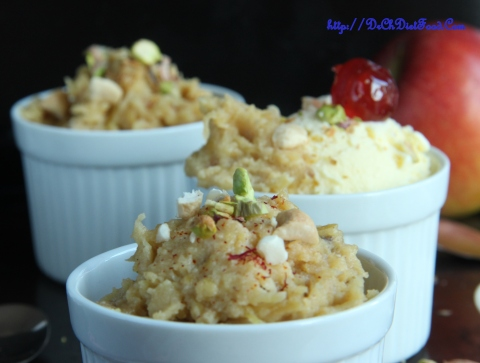 Apple halwa1