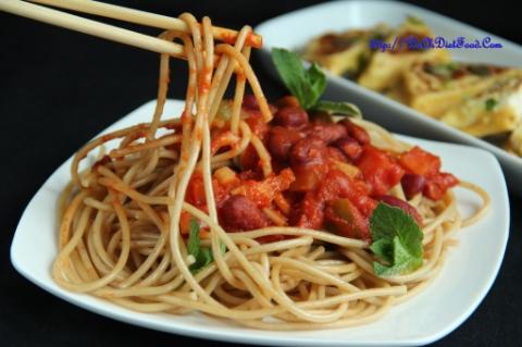 Bolognese Spaghetti1
