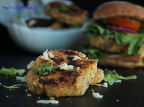 Chickpeas Cutlet1