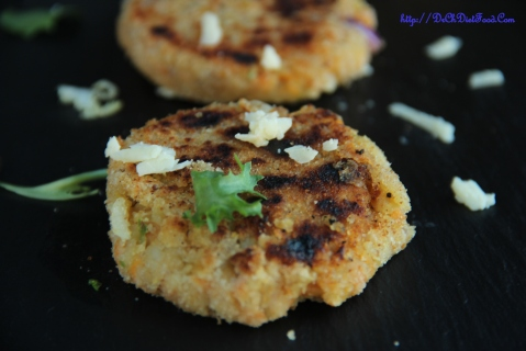 Chickpeas Cutlet4