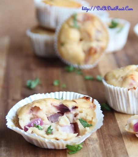Dosa muffins3