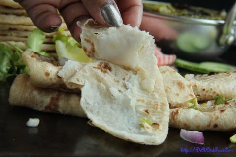 Rice Chapathi9