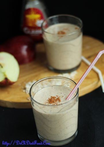 Apple Yogurt Lassi2