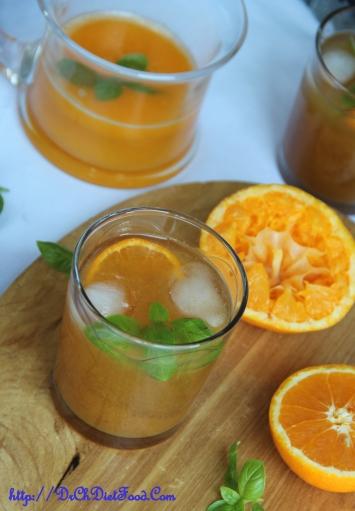 Orange tea2