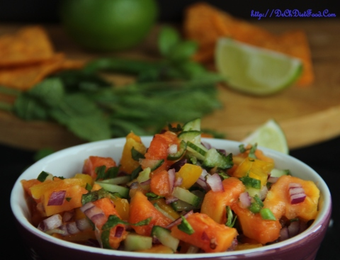 Papaya Salsa1