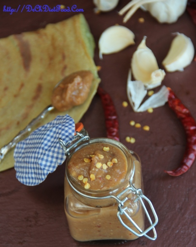 Garlic Chutney1