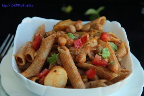 Pasta Chickpeas2