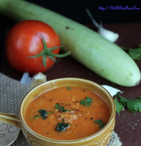 Dudi tomato soup1
