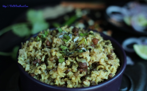 Mixed Sprouts Pulao1