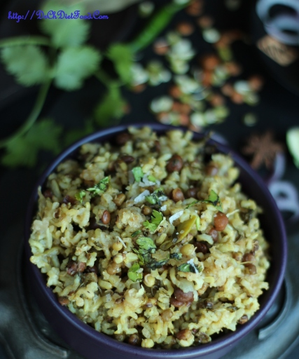 Mixed Sprouts Pulao3