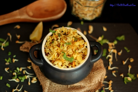Methi Rice2