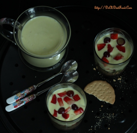 Biscuit pudding3