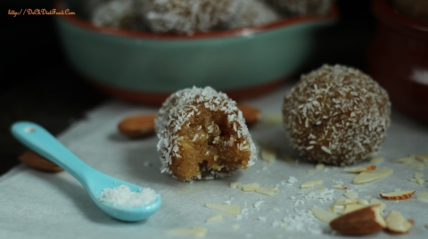 Coconut bliss balls1