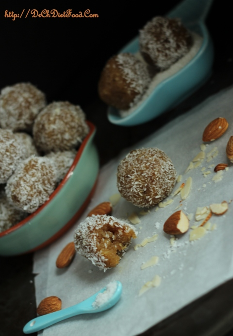 Coconut bliss balls4