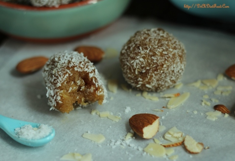 Coconut bliss balls5