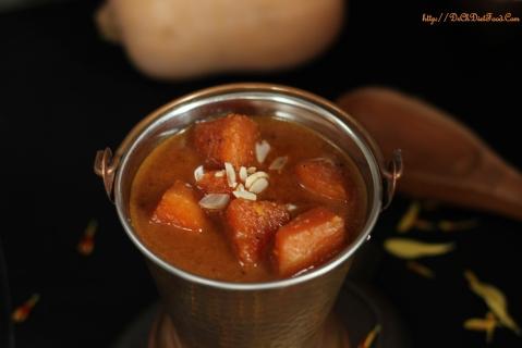 Pumpkin Payasa3