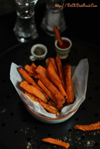 Sweet potato fries1