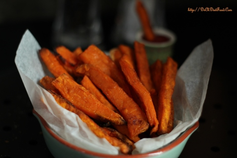 Sweet potato fries3